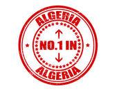 No one in Algeria — Stock Vector