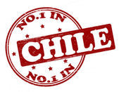 No one in Chile — Stock Vector