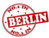 No one in Berlin — Stock Vector