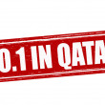 Постер, плакат: No one in Qatar