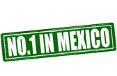 No one in Mexico — Stock Vector