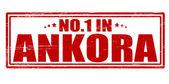 No one in Ankora — Stock Vector