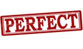 Perfect — Stock Vector