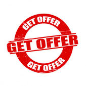 Get offer — Vecteur