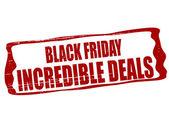 Incredible deals — Stock Vector