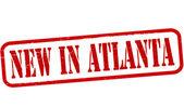 New in Atalanta — Vecteur