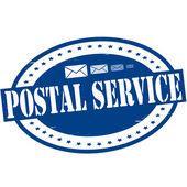 Postal service — Stock Vector