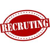 Recruiting — Stock Vector