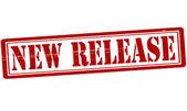 New release — Stock Vector