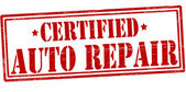 Auto repair — Stock Vector