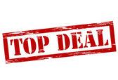 Top deal — Stock Vector