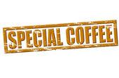 Caffè speciali — Vettoriale Stock