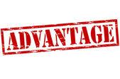 Advantage — Stock Vector