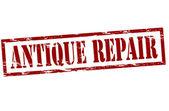Antique repair — Stock Vector