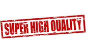 Super high quality — Stock Vector
