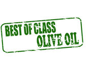Best of class olive oil — Stock Vector
