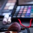 Makeup kit — Stockfoto