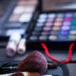 make-up kit — Stock fotografie