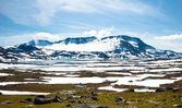 Norway iceberg — Stock Photo