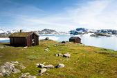 Beau paysage en norvège — Photo
