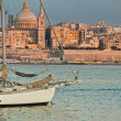 Valetta the capital of Malta — Stock Photo