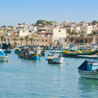 Fishing village of Marsaskala, Malta — Stock Photo #15897521