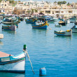 Fishing village of Marsaskala, Malta — Stock Photo #15897743