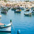 Fishing village of Marsaskala, Malta — Stock Photo
