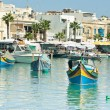 Fishing village of Marsaskala, Malta — Stock Photo #15897929