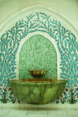 Ablution room in mosque — Stock Photo
