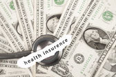 Health insurance concept — Stock Photo