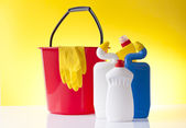 General cleaning — Stock Photo
