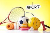 Recreation leisure sports equipment — 图库照片