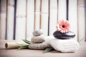 SPA and meditation background — Stock Photo