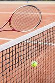 Теннисный фон — Стоковое фото