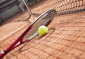 Tennis, roland garros rechter type — Stockfoto