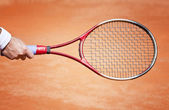 テニス ラケット、スポーツ機器 — ストック写真