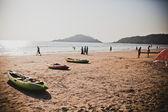 Goa beaches — Stock Photo