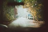 The road to Goa — Stock Photo