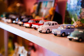Small car toy — Stock Photo