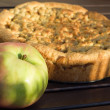 Royalty-Free Stock Photo: Apple pie homemade