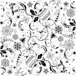 New Year`s background - Stock Vector