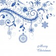 Christmas background — Stockvektor #13312845