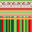 Christmas background — Vector de stock