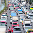 Traffic Jam — Stock Photo