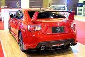 Salón del automóvil — Foto de Stock