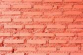 Malované oranžové zdi — Stock fotografie