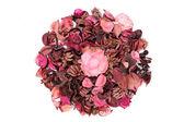 Suché aromatické květiny — Stock fotografie