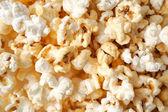Zbliżenie popcorn — Zdjęcie stockowe