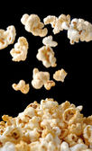 Closeup popcorn — Stock Photo